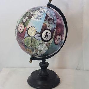 Decorative globe home decor